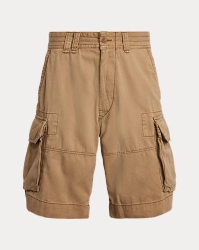 폴로 랄프로렌 Polo Ralph Lauren Classic Fit Cargo Short,Montana Khaki