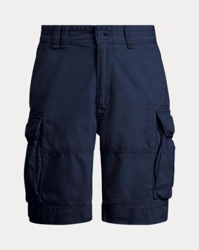 폴로 랄프로렌 맨 카고 반바지 - 네이비 (클래식 핏) Polo Ralph Lauren Classic Fit Cargo Short,Aviator Navy