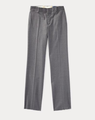 폴로 랄프로렌 Polo Ralph Lauren Wool Twill Trouser,Light Grey