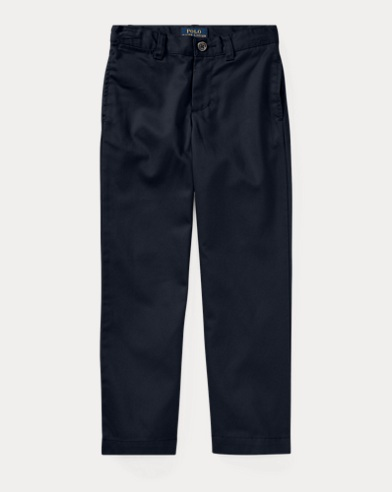 폴로 랄프로렌 남아용 치노 팬츠 네이비 Polo Ralph Lauren Wrinkle-Resistant Chino,Aviator Navy