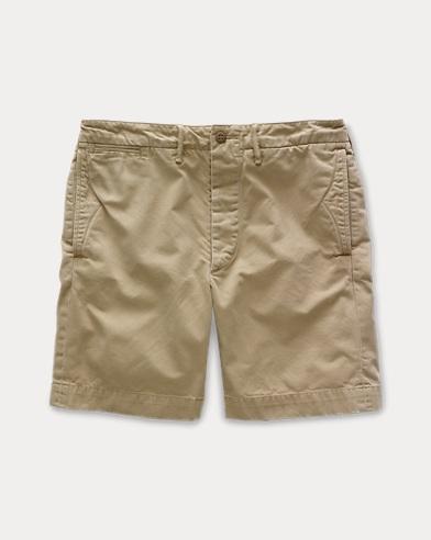 폴로 랄프로렌 Polo Ralph Lauren Cotton Officers Chino Short,New Military Khaki