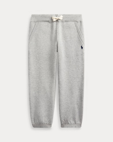 폴로 랄프로렌 남아용 바지 Polo Ralph Lauren Cotton-Blend-Fleece Pant,Gray