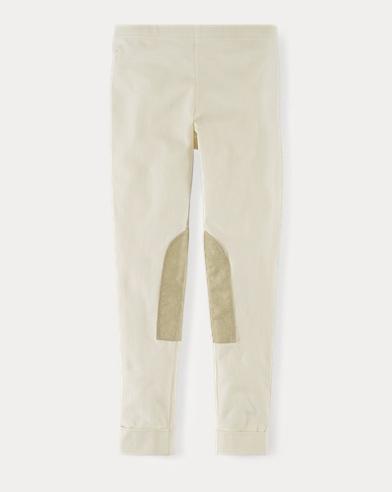 폴로 랄프로렌 걸즈 레깅스 크림 Polo Ralph Lauren Jodhpur Legging,Cream