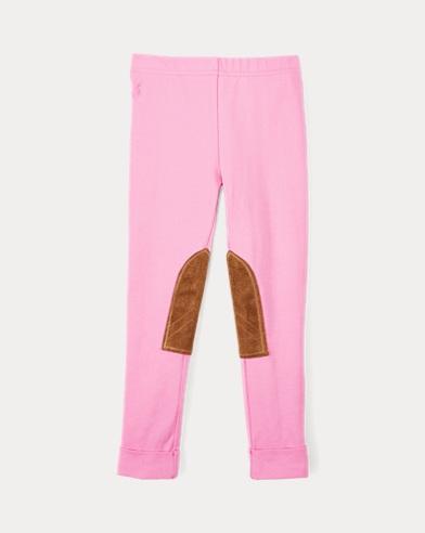 폴로 랄프로렌 여아용 레깅스 핑크 Polo Ralph Lauren Jodhpur Legging,Maui Pink