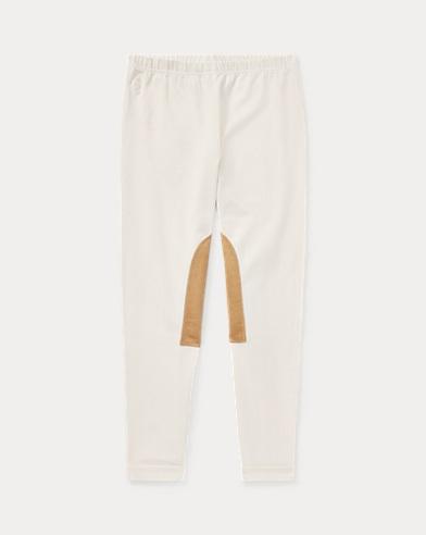 폴로 랄프로렌 걸즈 레깅스 크림 Polo Ralph Lauren Jodhpur Legging,Essex Cream