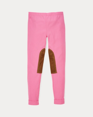 폴로 랄프로렌 걸즈 레깅스 핑크 Polo Ralph Lauren Jodhpur Legging,Maui Pink