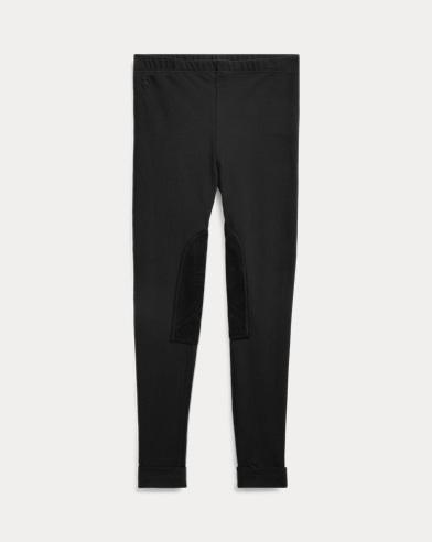 폴로 랄프로렌 걸즈 레깅스 블랙 Polo Ralph Lauren Jodhpur Legging,RL Black