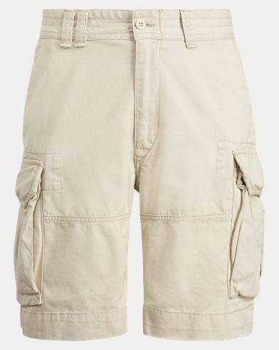 폴로 랄프로렌 Polo Ralph Lauren Classic Fit Cargo Short,Classic Stone