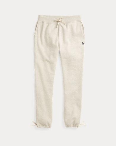 폴로 랄프로렌 조거 팬츠 Polo Ralph Lauren Cotton-Blend-Fleece Pant,Light Sport Heather