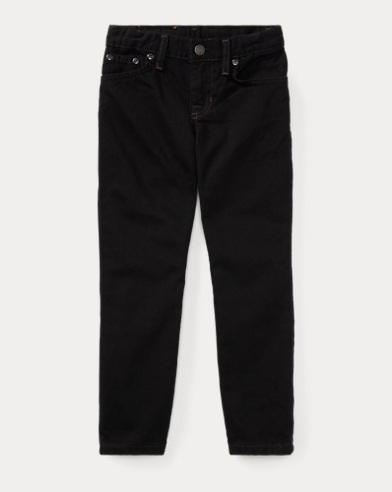 폴로 랄프로렌 남아용 바지 블랙 (슬림핏) Polo Ralph Lauren Slim Fit Jean,Baker Black Wash