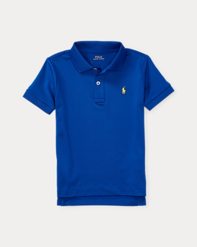 폴로 랄프로렌 남아용 반팔 카라티 Polo Ralph Lauren Performance Jersey Polo Shirt,Pure Sapphire