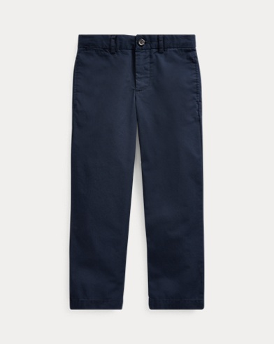 폴로 랄프로렌 남아용 치노 팬츠 네이비 (슬림핏) Polo Ralph Lauren Slim Fit Cotton Chino Pant,Navy
