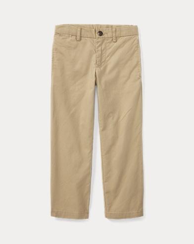 폴로 랄프로렌 남아용 치노 팬츠 카키 (슬림핏) Polo Ralph Lauren Slim Fit Cotton Chino Pant,Classic Khaki