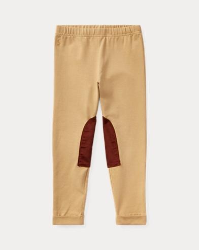 폴로 랄프로렌 여아용 레깅스 탄 Polo Ralph Lauren Jodhpur Legging,Burmese Tan