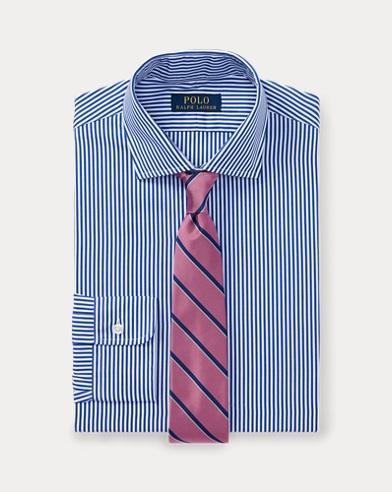 폴로 랄프로렌 Polo Ralph Lauren Classic Fit Striped Shirt,Blue/White