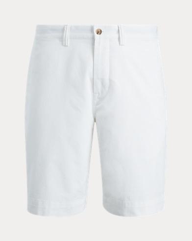 폴로 랄프로렌 반바지 스트레치 클래식핏 남성 Polo Ralph Lauren Stretch Classic Fit Short,White