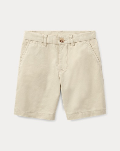 폴로 랄프로렌 남아용 반바지 샌드 Polo Ralph Lauren Straight Fit Chino Short,Basic Sand