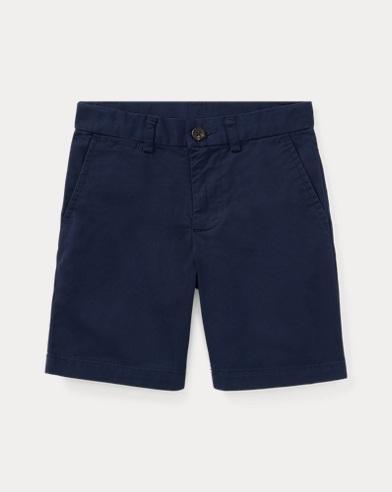 폴로 랄프로렌 남아용 반바지 네이비 Polo Ralph Lauren Straight Fit Chino Short