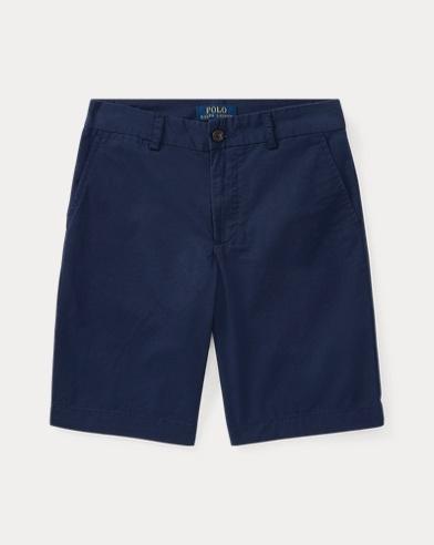 폴로 랄프로렌 보이즈 반바지 Polo Ralph Lauren Straight Fit Chino Short,Newport Navy
