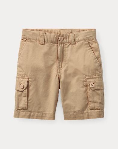폴로 랄프로렌 남아용 반바지 카키 Polo Ralph Lauren Cotton Chino Cargo Short,Classic Khaki 418867