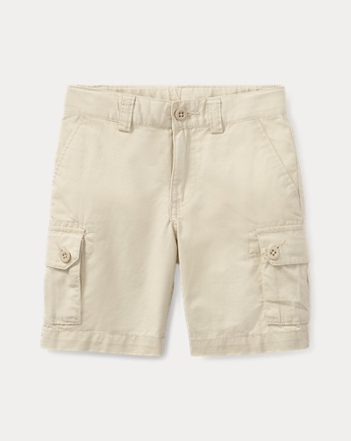 폴로 랄프로렌 남아용 반바지 샌드 Polo Ralph Lauren Cotton Chino Cargo Short,Basic Sand