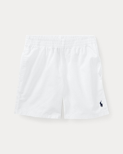 폴로 랄프로렌 남아용 반바지 화이트 Polo Ralph Lauren Cotton Chino Pull-On Short,White