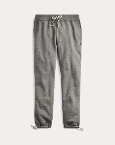 폴로 랄프로렌 조거 팬츠 Polo Ralph Lauren Cotton-Blend-Fleece Pant,Alaskan Heather