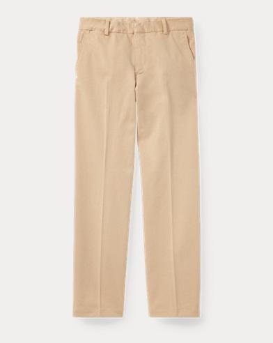 폴로 랄프로렌 Polo Ralph Lauren Stretch Cotton Skinny Pant,Coastal Beige
