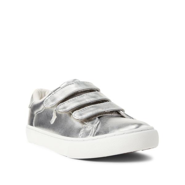Ralph Lauren - Metallic EZ Sneaker Easten - 2