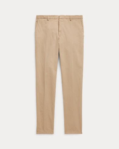 폴로 랄프로렌 Polo Ralph Lauren Polo Twill Suit Trouser,Tan