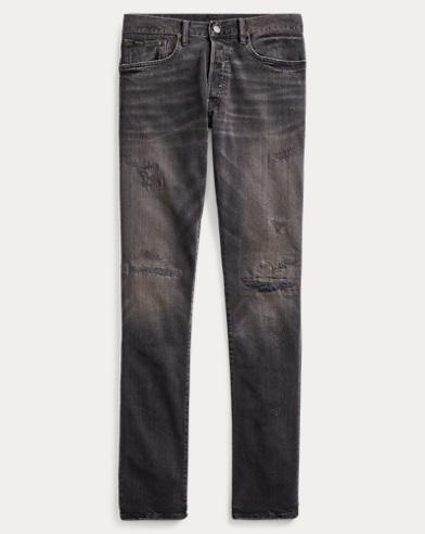 폴로 랄프로렌 설리반 슬림핏 청바지 Polo Ralph Lauren Sullivan Slim Stretch Jean,Barron Repaired
