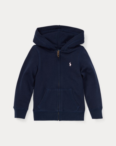 폴로 랄프로렌 걸즈 후드티 네이비 Polo Ralph Lauren French Terry Hoodie,French Navy