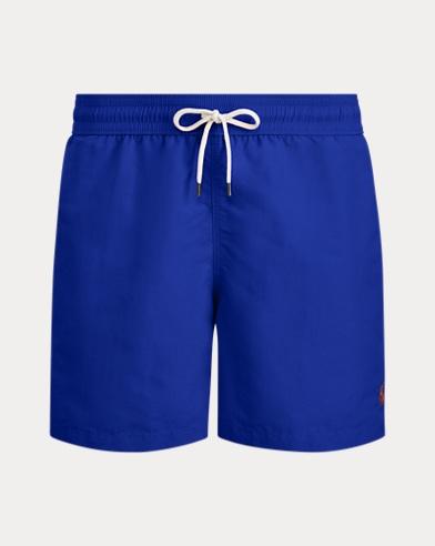 폴로 랄프로렌 수영복 반바지 보드숏 하의  Polo Ralph Lauren 5¾-Inch Traveler Swim Trunk,Rugby Royal