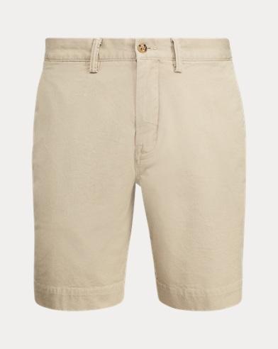 폴로 랄프로렌 반바지 스트레치 클래식핏 남성 Polo Ralph Lauren Stretch Classic Fit Short,Khaki Tan