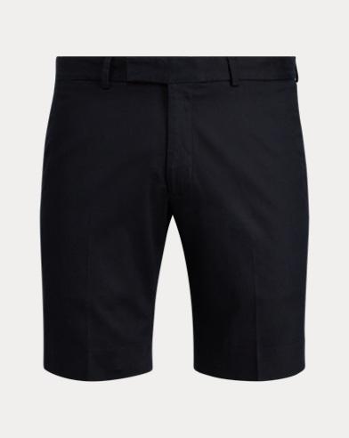 폴로 랄프로렌 Polo Ralph Lauren Slim Fit Stretch Chino Short,Adirondack Navy