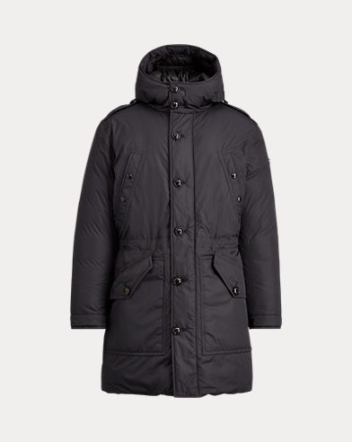 폴로 랄프로렌 Polo Ralph Lauren RLX Down Marsh Coat,Polo Black