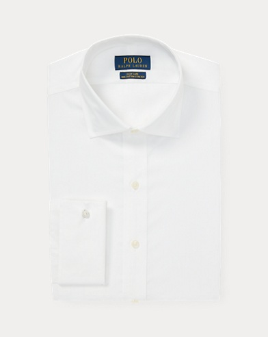 폴로 랄프로렌 커스텀핏 셔츠 Polo Ralph Lauren Custom Fit Easy Care Shirt,White