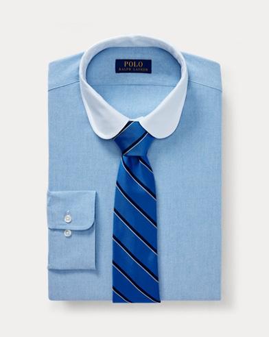 폴로 랄프로렌 Polo Ralph Lauren Custom Fit Oxford Shirt,Bsr Blue