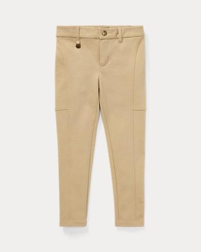 폴로 랄프로렌 여아용 스키니 팬츠 카키 Polo Ralph Lauren Skinny Ponte Pant,Fall Khaki