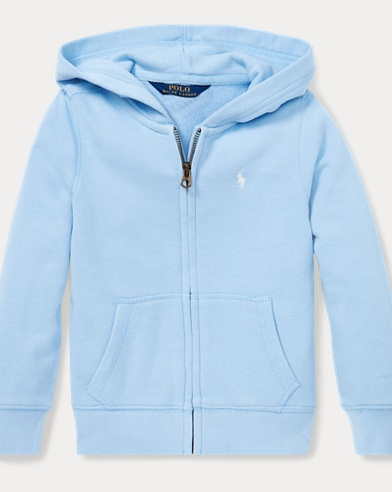 폴로 랄프로렌 Polo Ralph Lauren French Terry Hoodie,Elite Blue