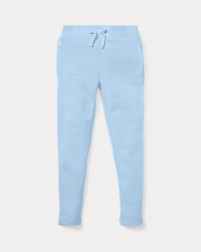 폴로 랄프로렌 Polo Ralph Lauren French Terry Legging,Elite Blue