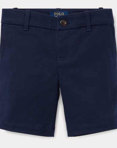 폴로 랄프로렌 여아용 반바지 네이비 Polo Ralph Lauren Stretch Chino Short,French Navy