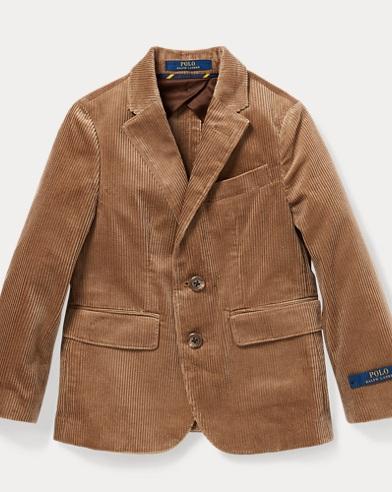 폴로 랄프로렌 남아용 코트 Polo Ralph Lauren Morgan Corduroy Sport Coat,Latte