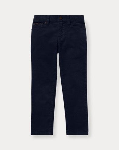 폴로 랄프로렌 남아용 스키니 팬츠 네이비 Polo Ralph Lauren Stretch Corduroy Skinny Pant,French Navy