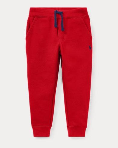 폴로 랄프로렌 남아용 바지 Polo Ralph Lauren Cotton-Blend-Fleece Pant,Faded Red
