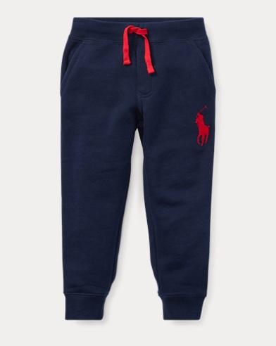 폴로 랄프로렌 남아용 바지 네이비 Polo Ralph Lauren Cotton-Blend-Fleece Pant,Cruise Navy