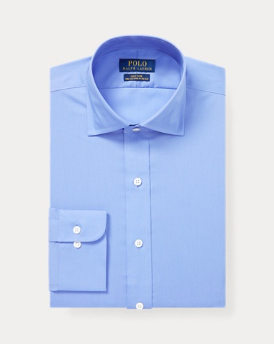 폴로 랄프로렌 Polo Ralph Lauren Custom Fit Easy Care Shirt,Copen Blue