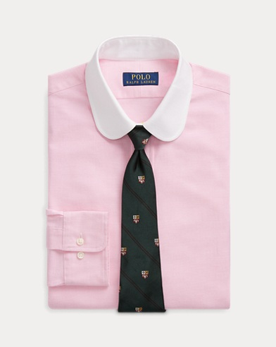 폴로 랄프로렌 Polo Ralph Lauren Custom Fit Oxford Shirt,New Rose