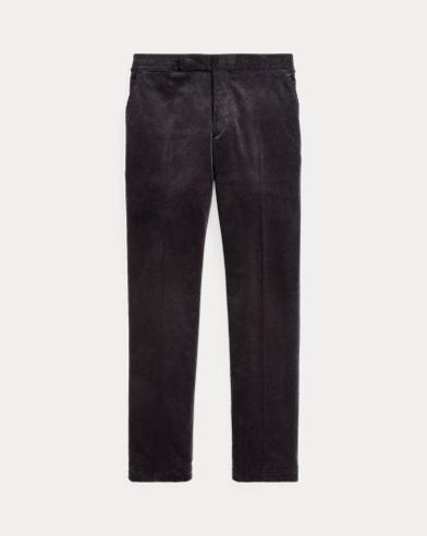 폴로 랄프로렌 Polo Ralph Lauren Polo Corduroy Suit Trouser,Black