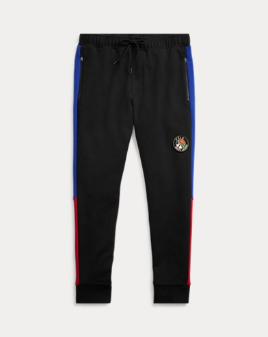 폴로 랄프로렌 Polo Ralph Lauren Double-Knit Jogger,Polo Black